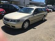 2004 Ford Falcon Futura Automatic Wagon $3,999 Kenwick Gosnells Area Preview