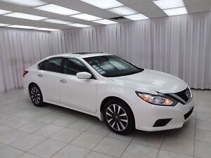 2017 Nissan Altima 2.5 SV SEDAN w/ BLUETOOTH, HEATED SEATS / STE