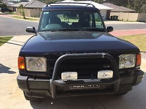 1997 Land Rover discovery Albury Albury Area Preview