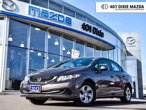 2013 Honda Civic LX (A5),FINANCE AVAILABLE, BLUETOOTH,CRUISE