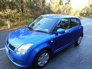 2007 Suzuki Swift Hatchback  only 69000 klms!! Moorabbin Kingston Area Preview