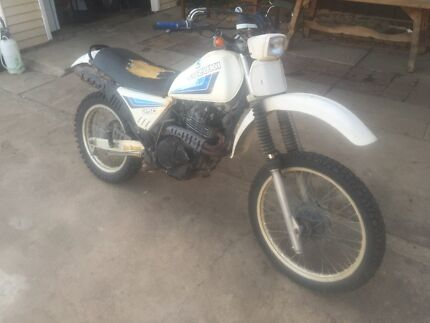 Suzuki dr250 1983 model South Tamworth Tamworth City Preview