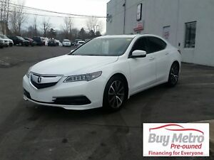 2015 Acura TLX 9-Spd AT SH-AWD w/Technology Package