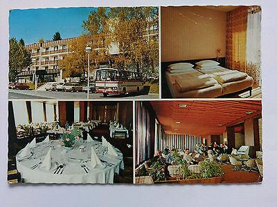 Slovenia Vintage colour Postcard 1982 Hotel Sloboda Bled