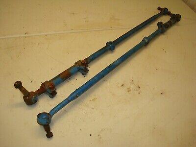 1968 Ford 3000 Diesel Tractor Power Steering Tie Rods