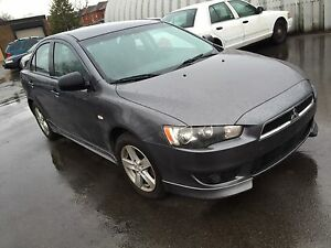 2009 Mitsubishi Lancer SE Sedan CERTIFIED ETESTED