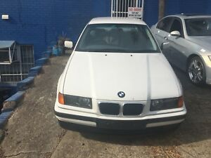 BMW E36 318i Sedan automatic now wrecking!! Northmead Parramatta Area Preview