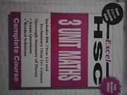 Excel HSC Maths book Werrington County Penrith Area Preview