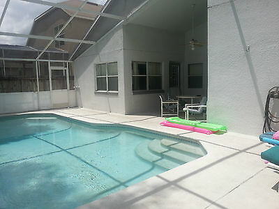 Disney  Vacation  Rental Home 4BR Pool  Orlando  2018