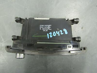 NISSAN MAXIMA: Heater A/C Automatic Climate Control Panel AMB 2002 2003