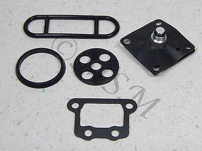 Yamaha XS1100 360 400 500 650 750 SR500 New K&L Fuel Petcock Repair Kit 0105-001