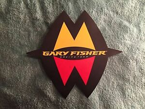 Gary Fisher Stickers Ebay