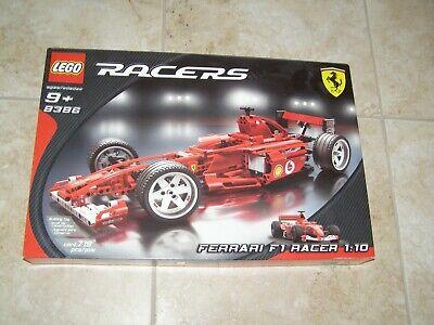 Lego 8386  Ferrari F1 Racer 1:10 Scale - Brand New in sealed box