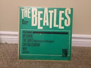 Vintage The Beatles Vinyl record
