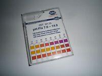 Linguette Rilevazione Ph 7,0-14,0 Pacco 100 Bastonicini 6x 85 Mm Ma 92125 -  - ebay.it