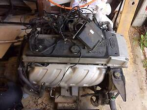 Ford Falcon BA Engine and Auto transmission with LPG Ballarat Central Ballarat City Preview