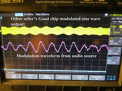 Qty 2 Xr2206 Function Signal Generator Usa Seller Chips Tested Ok