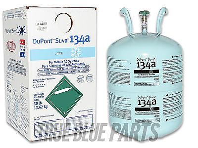 DUPONT SUVA R134A REFRIGERANT 30LB CAN