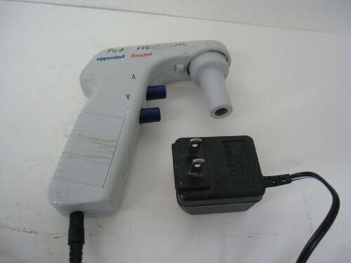 Eppendorf EasyPet Pipette Aid Dispensing Pipette w/ Charger #2