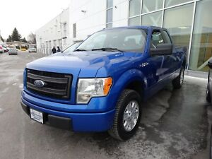 Ford F-150 STX SuperCab Mykey - Hitch - Mags 2013