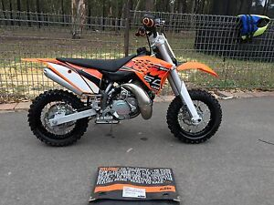 Ktm 50 mini Appin Wollondilly Area Preview