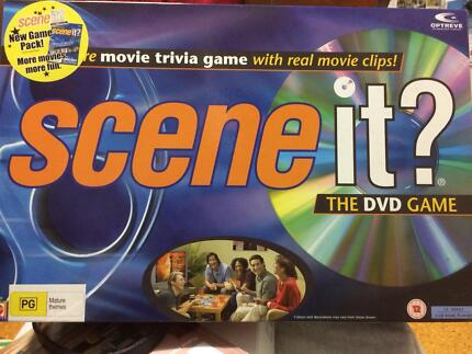 Scene it? The DVD Game of movie trivia