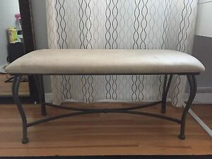 Bench for sale!