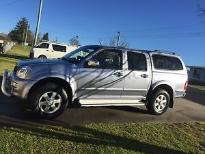 Holden Rodeo twincab canopy for sale Uralla Uralla Area Preview