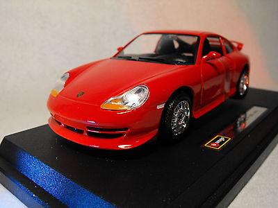 MODEL PORSCHE RED MT3 SPORTS CAR MODEL Porsche Diecast Sports Car Gift UK