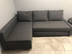 Small Sectional Sofa-bed