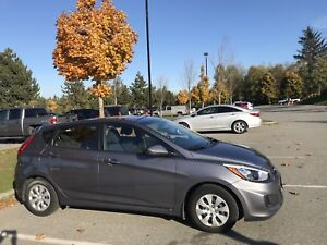 2016 Hyundai Accent/ with warranty