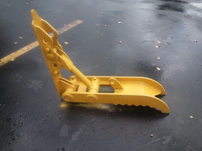 """New 8"""" X 34"""" Heavy Duty Mechanical Thumb For Mini-excavators"""