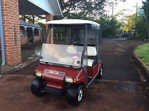 Club Car electric golf cart-one owner immaculate and a bargain East Brisbane Brisbane South East Preview