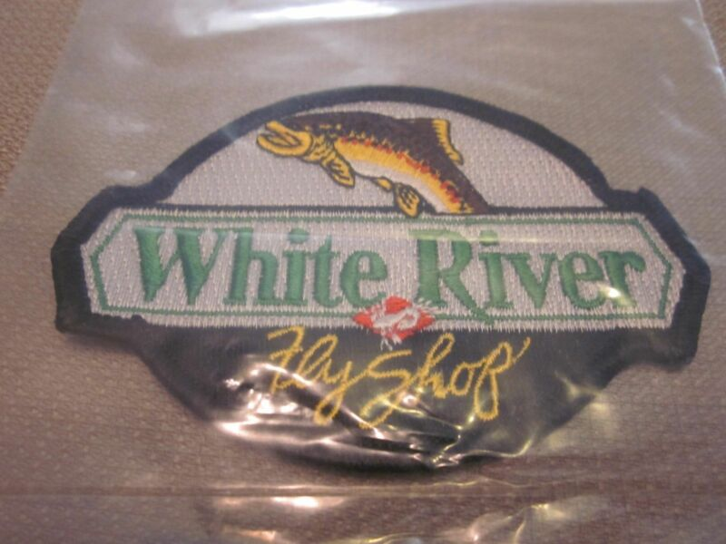 Bass pro shops fishing patches the fisherman 39 s gift ebay for Bass pro shop fly fishing