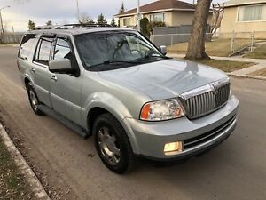 2006 Lincoln Navigator, Runs Good, 4 New Shocks, 4 New Tires