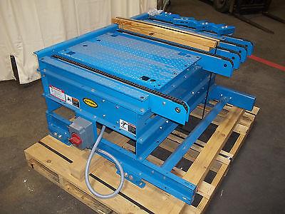 New Hytrol Roller Conveyor Power Unloader