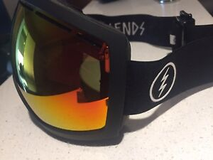 Electric goggles! Brand new.