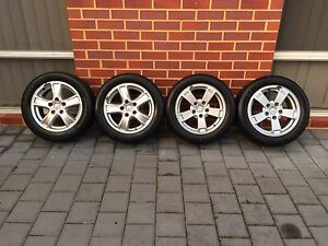 Holden Commodore Alloy Wheels Set Southern River Gosnells Area Preview