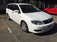 Toyota Corolla 2004 10month rego and Rwc Flemington Melbourne City Preview