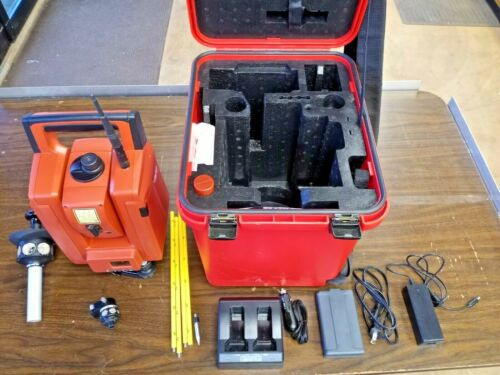 HILTI POS 180 Robotic Total Station Package