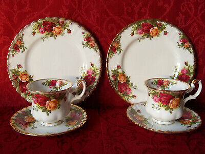 Royal Albert Schälchen England Old Country Roses