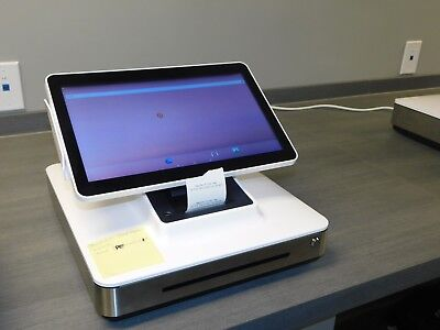 Elo Touch Solutions Paypoint All-in-one Pos - White