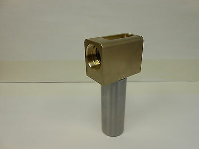 Cincinnati 2 Tool Cutter Grinder Precision Bronze Cross Feed Nut