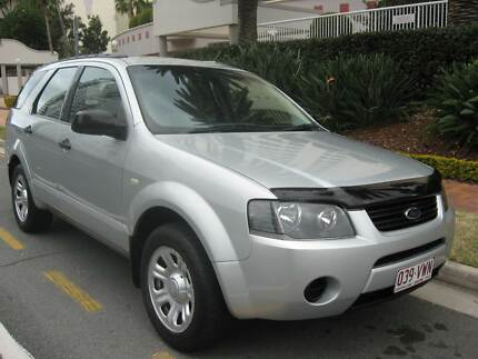 Ford Territory AWD Wagon..Long Rego Main Beach Gold Coast City Preview