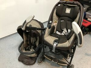 PegPerego switch four stroller in great shape