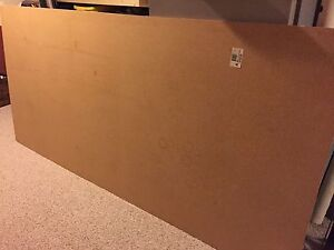 "4x8 Sheet of 1/2"" Particle Board"