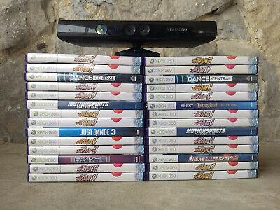 XBOX 360 Kinect Games Selection