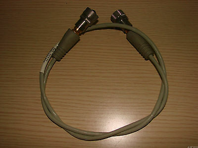Agilent 5061-5359 100cm 18ghz 50 Ohm N Male Rf Test Port Cable For 85301a 85301c