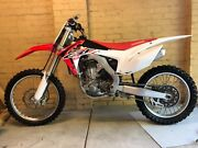 2015 Honda crf450 Rowville Knox Area Preview
