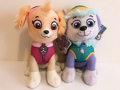 2PC Nickelodeon Paw Patrol Character Plush Doll 8